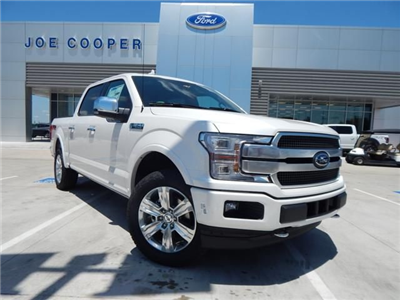 2018 F-150 SuperCrew Cab 4x4,  Pickup #JFD03500 - photo 1