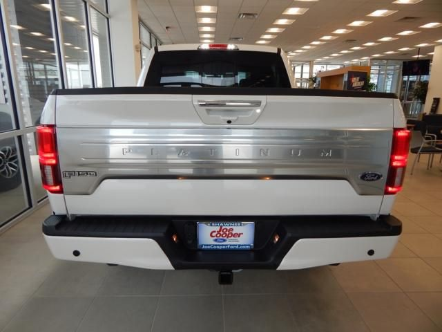 2018 F-150 SuperCrew Cab 4x4,  Pickup #JFD60632 - photo 2