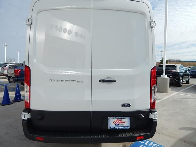 2018 Transit 150 Med Roof 4x2,  Empty Cargo Van #JKA25953 - photo 5