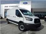 2018 Transit 150 Med Roof 4x2,  Empty Cargo Van #JKA25953 - photo 1