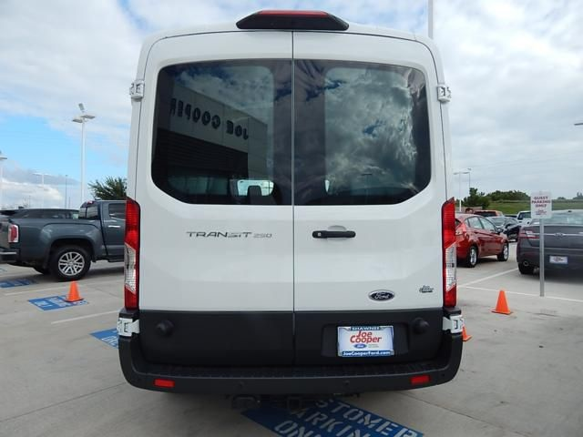 2018 Transit 250 Med Roof 4x2,  Empty Cargo Van #JKB46114 - photo 5