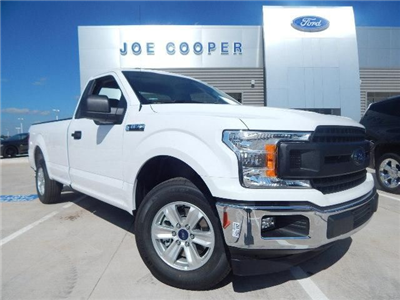 2018 F-150 Regular Cab Pickup #JKC33321 - photo 1