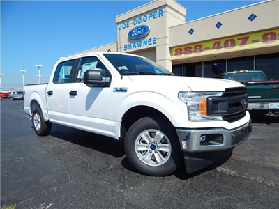 2018 F-150 Crew Cab Pickup #JKC33322 - photo 1