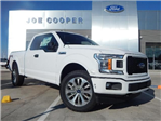2018 F-150 Super Cab 4x4, Pickup #JKC40615 - photo 1
