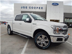 2018 F-150 SuperCrew Cab 4x4, Pickup #JKD18759 - photo 1