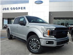 2018 F-150 Crew Cab 4x4, Pickup #JKD43616 - photo 1
