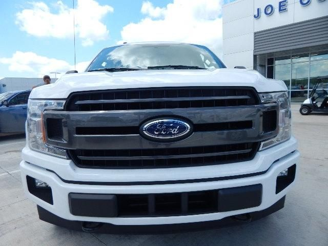 2018 F-150 SuperCrew Cab 4x4,  Pickup #JKD98994 - photo 4
