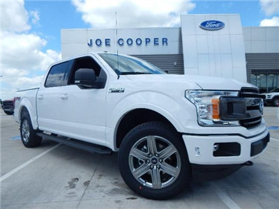 2018 F-150 SuperCrew Cab 4x4,  Pickup #JKD98994 - photo 1