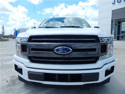 2018 F-150 SuperCrew Cab 4x4,  Pickup #JKE13975 - photo 4