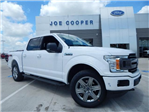 2018 F-150 SuperCrew Cab 4x4,  Pickup #JKE13975 - photo 1