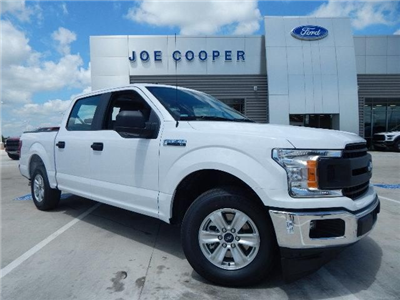 2018 F-150 SuperCrew Cab,  Pickup #JKE22967 - photo 1