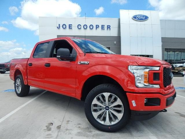 2018 F-150 SuperCrew Cab 4x4,  Pickup #JKE30081 - photo 1
