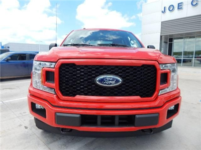 2018 F-150 SuperCrew Cab 4x4,  Pickup #JKE30081 - photo 4