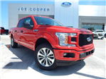 2018 F-150 SuperCrew Cab 4x4,  Pickup #JKE36553 - photo 1