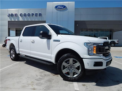2018 F-150 SuperCrew Cab 4x4,  Pickup #JKE39545 - photo 1
