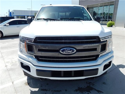 2018 F-150 SuperCrew Cab 4x4,  Pickup #JKE39545 - photo 4