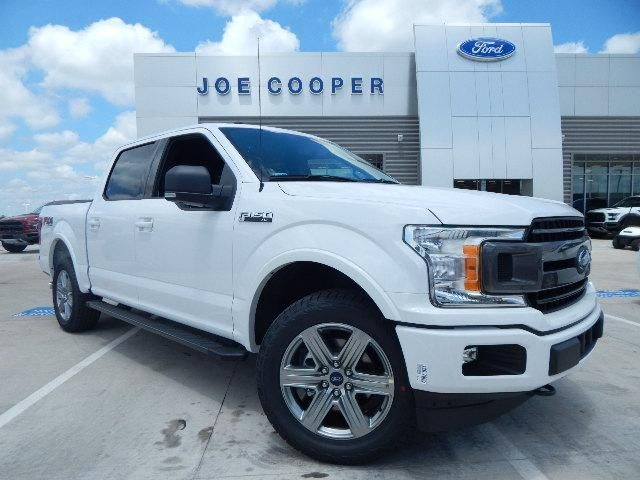 2018 F-150 SuperCrew Cab 4x4,  Pickup #JKE39547 - photo 1
