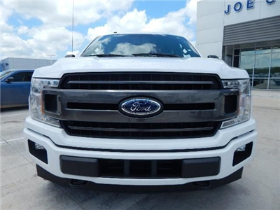 2018 F-150 SuperCrew Cab 4x4,  Pickup #JKE39547 - photo 4