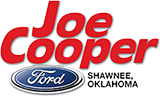 Joe Cooper Ford Shawnee logo