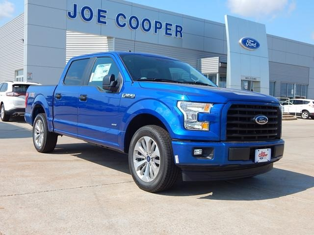 2017 F-150 Super Cab Pickup #HKD80803 - photo 1
