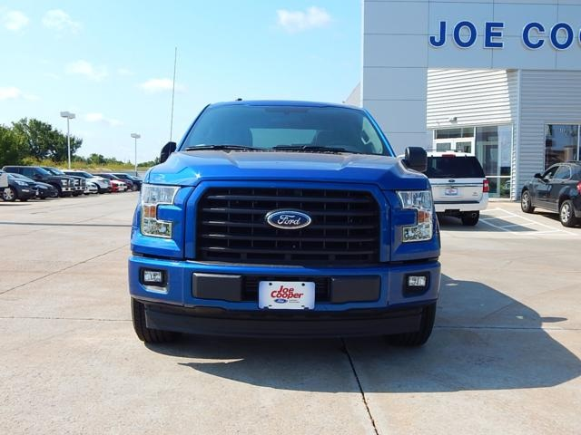 2017 F-150 Super Cab Pickup #HKD80803 - photo 4