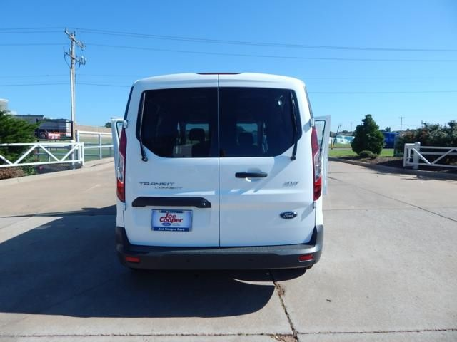 2018 Transit Connect 4x2,  Empty Cargo Van #J1377689 - photo 5