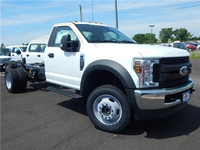 2018 F-450 Regular Cab DRW 4x4,  Cab Chassis #JDA00702 - photo 1