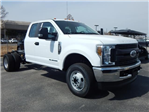 2018 F-350 Super Cab DRW 4x4, Cab Chassis #JEB81447 - photo 1