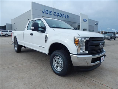 2018 F-250 Super Cab 4x4, Pickup #JEB88783 - photo 1