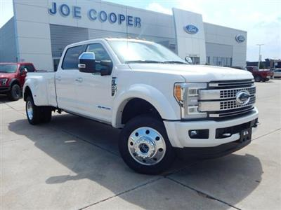 2018 F-450 Crew Cab DRW 4x4,  Pickup #JEC77505 - photo 1