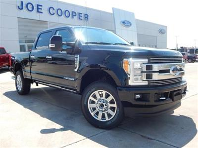 2018 F-250 Crew Cab 4x4,  Pickup #JEC89715 - photo 1