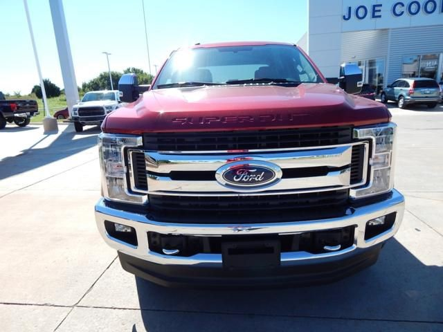 2018 F-250 Crew Cab 4x4,  Pickup #JED04957 - photo 4