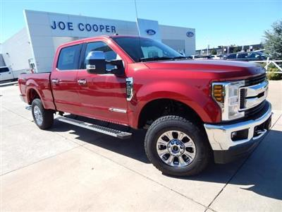 2018 F-250 Crew Cab 4x4,  Pickup #JED04957 - photo 1