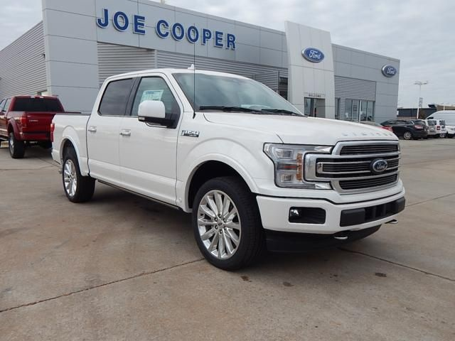 2018 F-150 Crew Cab 4x4 Pickup #JFA94414 - photo 1