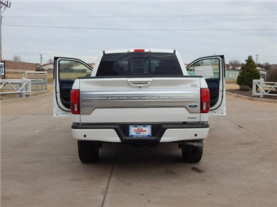 2018 F-150 Crew Cab 4x4 Pickup #JFA94414 - photo 2