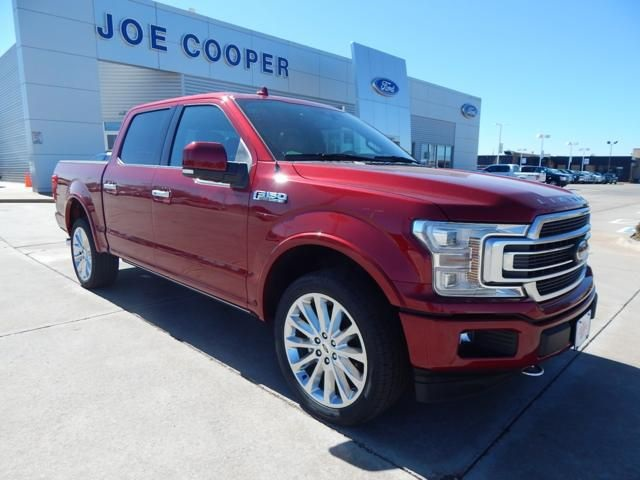 2018 F-150 SuperCrew Cab 4x4, Pickup #JFB57343 - photo 1