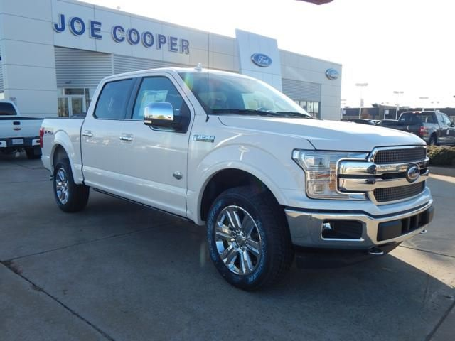 2018 F-150 Crew Cab 4x4, Pickup #JFB57676 - photo 1