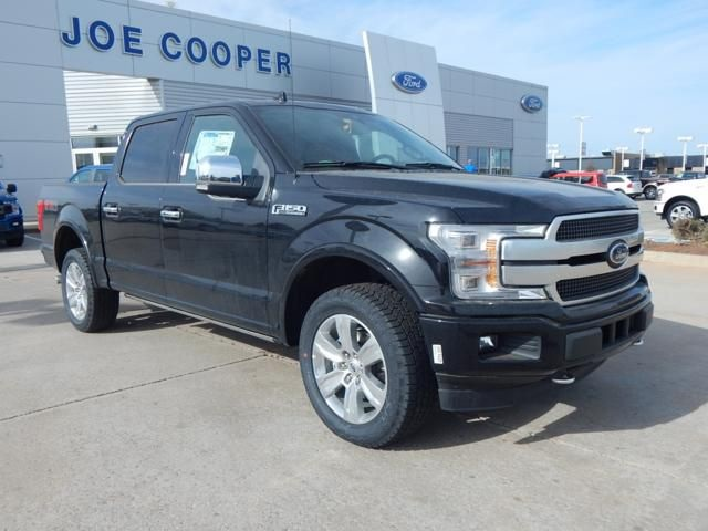 2018 F-150 SuperCrew Cab 4x4, Pickup #JFB70095 - photo 1
