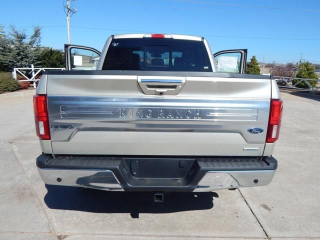 2018 F-150 Crew Cab 4x4, Pickup #JFC00097 - photo 2