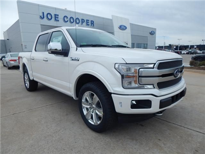 2018 F-150 SuperCrew Cab 4x4,  Pickup #JFC27609 - photo 1