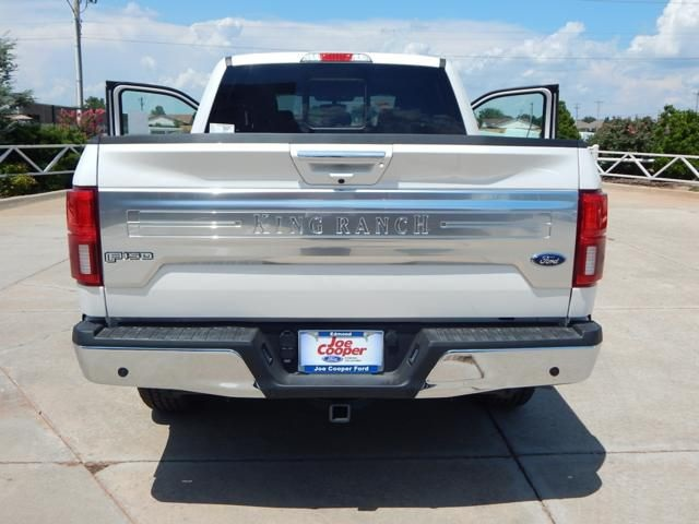 2018 F-150 SuperCrew Cab 4x4,  Pickup #JFC53890 - photo 2