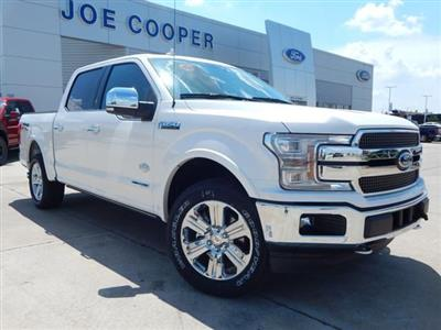 2018 F-150 SuperCrew Cab 4x4,  Pickup #JFC53890 - photo 1