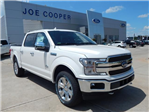 2018 F-150 SuperCrew Cab 4x4,  Pickup #JFD42717 - photo 1