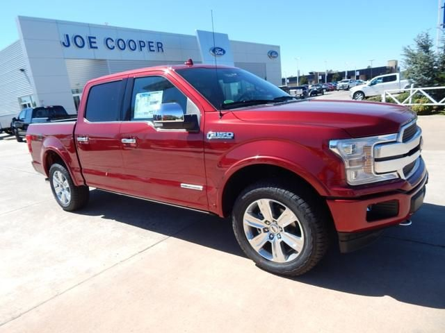 2018 F-150 SuperCrew Cab 4x4,  Pickup #JFD52112 - photo 1