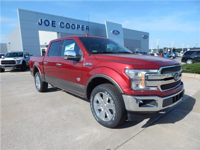 2018 F-150 SuperCrew Cab 4x4,  Pickup #JFD52114 - photo 1