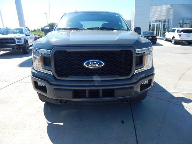 2018 F-150 SuperCrew Cab 4x4,  Pickup #JFD84770 - photo 4