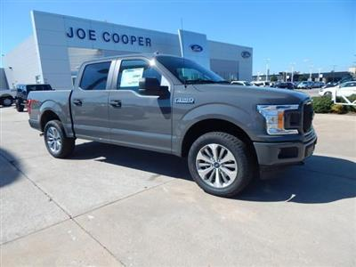 2018 F-150 SuperCrew Cab 4x4,  Pickup #JFD84770 - photo 1