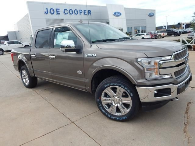 2018 F-150 SuperCrew Cab 4x4,  Pickup #JFE46626 - photo 1