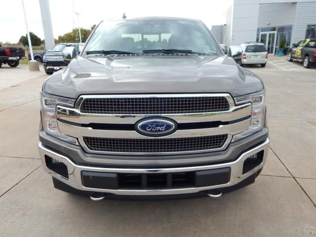 2018 F-150 SuperCrew Cab 4x4,  Pickup #JFE46626 - photo 4