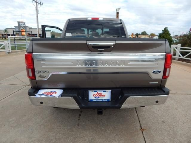 2018 F-150 SuperCrew Cab 4x4,  Pickup #JFE46626 - photo 2
